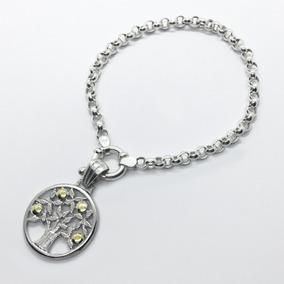 2a1c2b655021 Pulsera Oro Plata Mujer - Joyas y Relojes en Mercado Libre Argentina