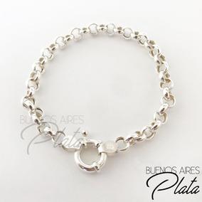 84071e9be256 Pulseras Plata Mujer - Pulseras en Mercado Libre Argentina