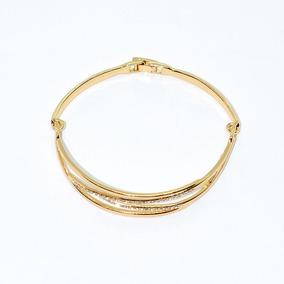 2136e28e2ff3 Pulsera Sabine Para Mujer Con Acabado Oro