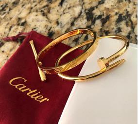 mejor amado fc154 38756 Pulsera Tipo Brazalete Imitacion Cartier