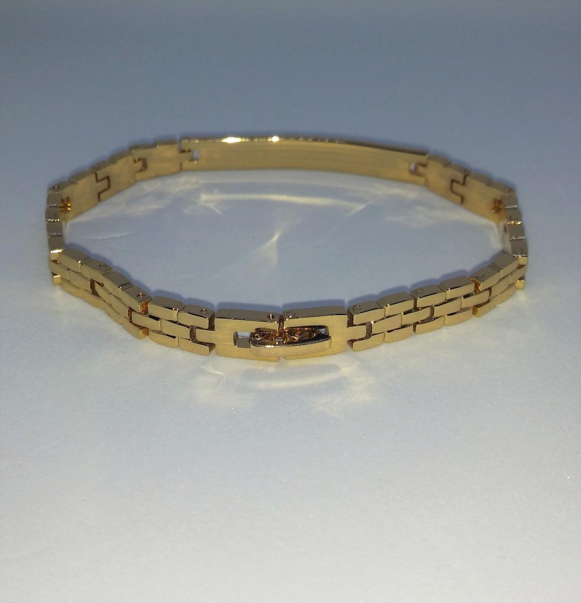 2c8e73ded7c3 pulsera tipo esclava swarovski oro rosa acero 18 k regalo. Cargando zoom.