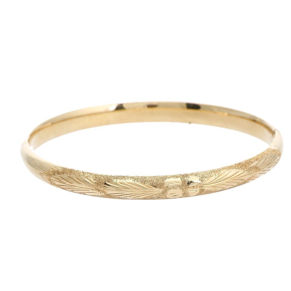 00964f592c95 pulsera tipo media caña oro amarillo. Cargando zoom.