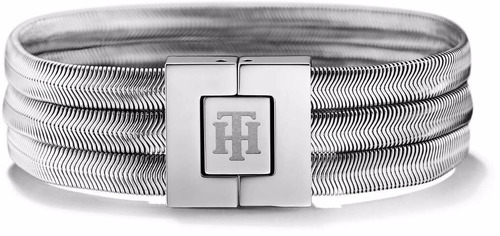 pulsera tommy hilfiger acero 2700975 | original envío gratis