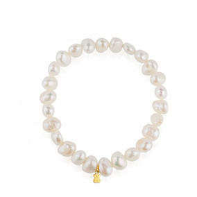 5aebc1640506 Pulsera Tous Pearls - Pulseras en Mercado Libre México