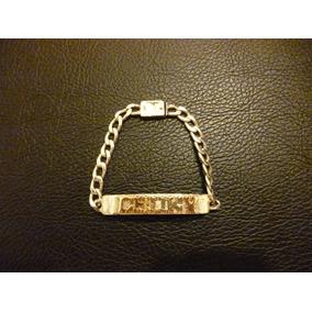 f2985f2b8bd2 Esclavas De Oro Caballero 10k Usado en Mercado Libre México
