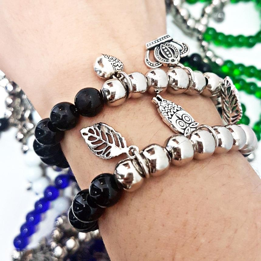 8addad58276d pulseras accesorios de moda por mayor elastizadas x 10. Cargando zoom.