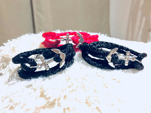 pulseras ancla para compartir