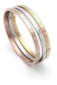 f5135fcbde29 Pulsera Cartier Love Clon Para Mujer - Joyas y Relojes en Mercado ...