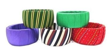 pulseras colores vivos y a la moda fashion cartera