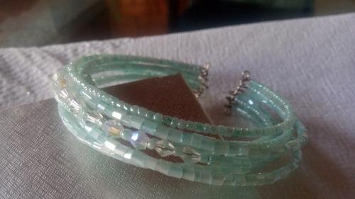 pulseras con cristal swarovski