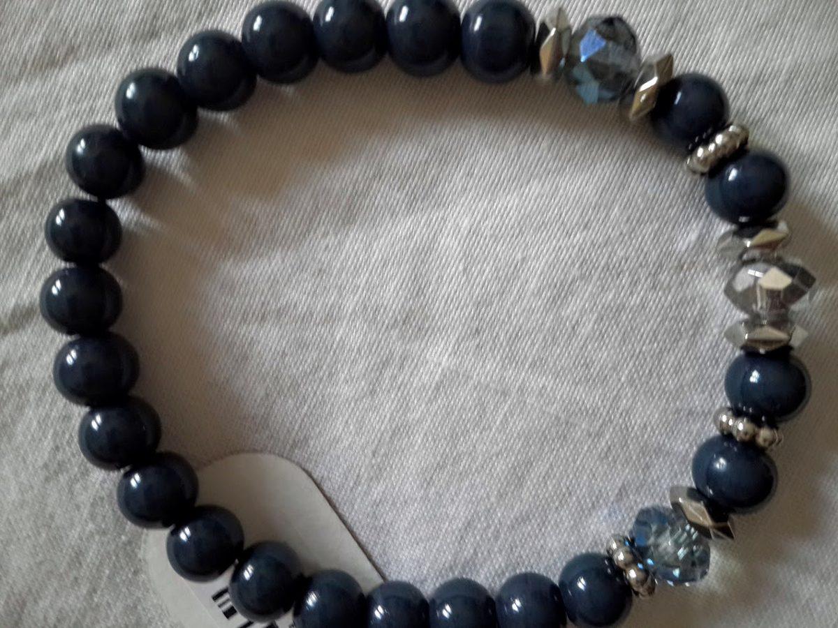 776a9d86757f pulseras de bolitas azules-importada!!! Cargando zoom.