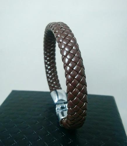 pulseras de cuero para hombre