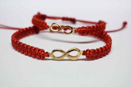 pulseras de hilo rojo del destino