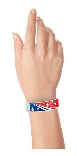 pulseras de identificación,wristco estrella corriente ee..