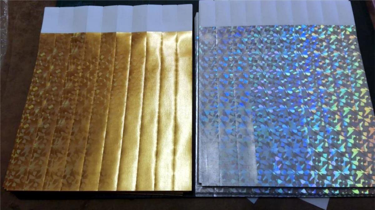 1238948501de Pulseras De Pvc Holograficas Impresas Eventos X10 Unidades -   80