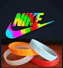 e060a7c599a6 Pulseras De Silicon Nike Originales