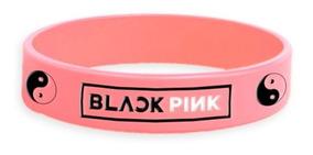 01bf916831cf Pulseras De Silicona - Blackpink Edición Especial - Kpop