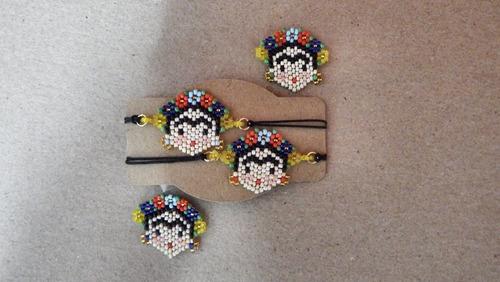 pulseras estilo miyuki en mostacilla. venta mayor y detal