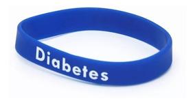aca7cba69611 Pulseras Importadas Alerta Médica Diabetes