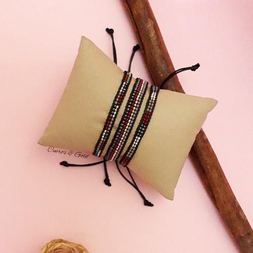 pulseras miyuki mostacillas somos fabricantes