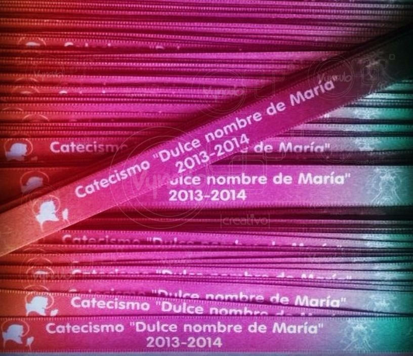 8023007b58c4 Pulseras Personalizadas De Listón Paquete Con 50 Pulseras -   95.00 ...