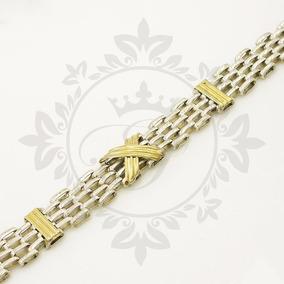 63faf3bb8307 Pulsera Oro Estilo Cartier en Mercado Libre Argentina