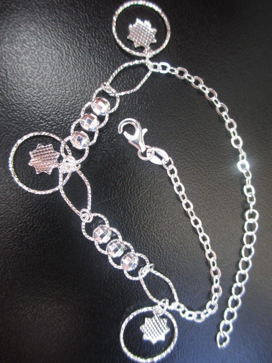 57993b4ffccc Pulseras Plata Diamantada Italiana A Solo S .60.00 Ns. - S  60