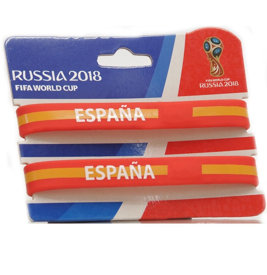 18ecbd487799 pulseras silicona mundial futbol brasil rusia 2018. Cargando zoom.