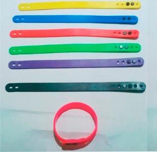 pulseras silicona publicidad   somos fabricantes
