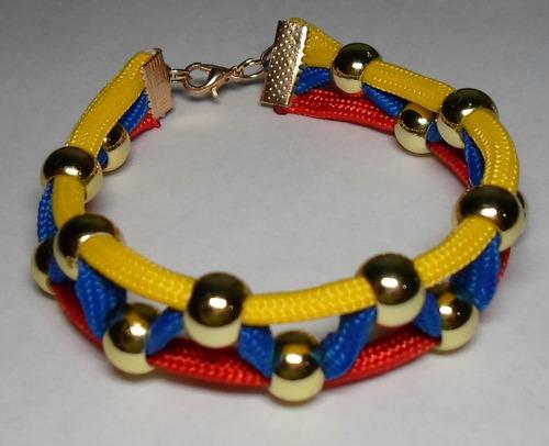 pulseras venezuela varios diseños en paracord mayor y detal