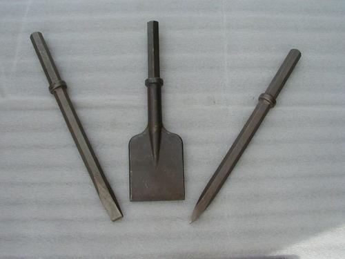 pulsetas cuñas picas para rompedoras martillos demoledores