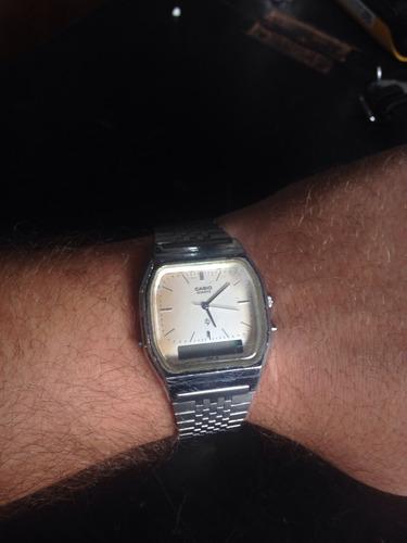 pulso casio relógio