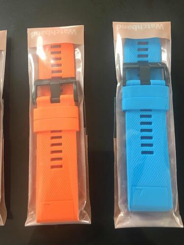 pulso de colores para garmin fenix 3 tactix d2 bravo nuevos