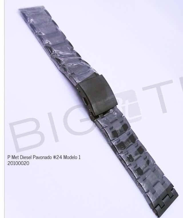 2ef57ab83577 Pulso Diésel Acero Pavonado 24 Mm+envío -   175.000 en Mercado Libre