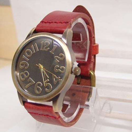 pulso feminino relógio