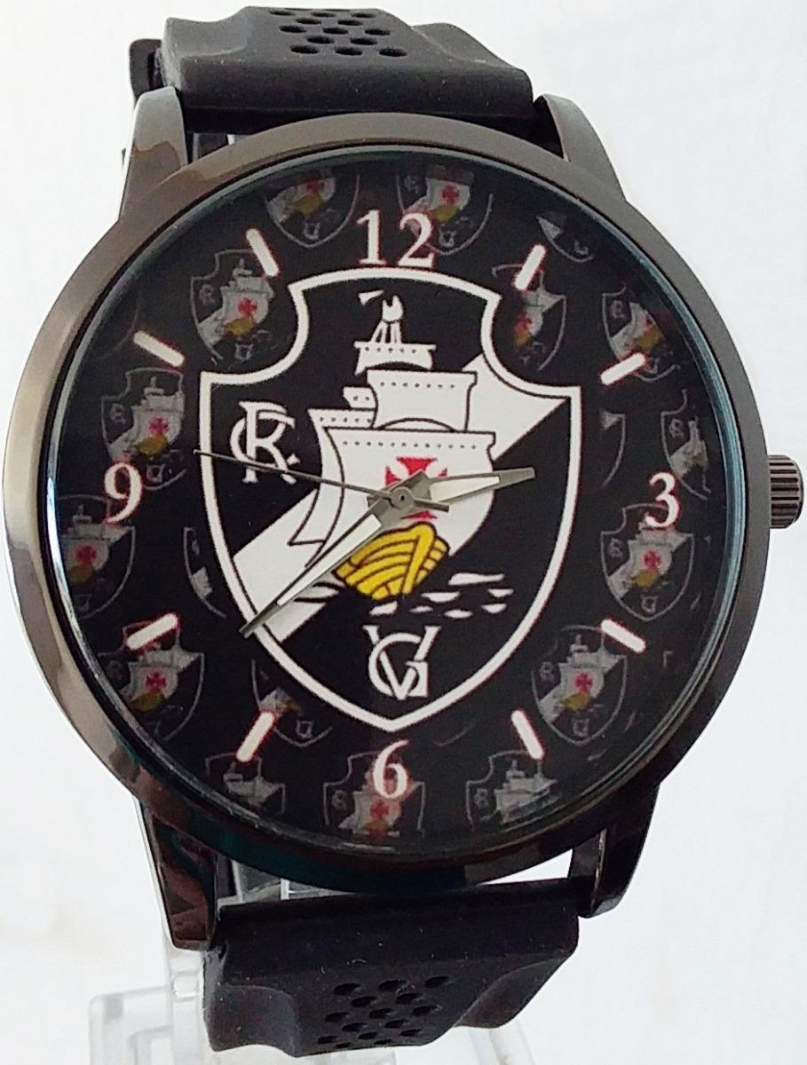 47744ae9add Carregando zoom... kit 2 relógio pulso esportivo masculino vasco da gama  oferta