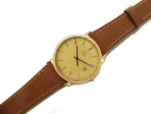pulso omega relógio