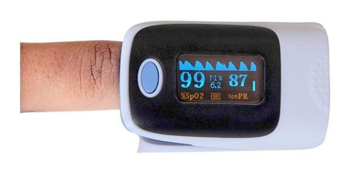 pulso oximetro adulto pediatrico  pulsoximetro + pilas aaa