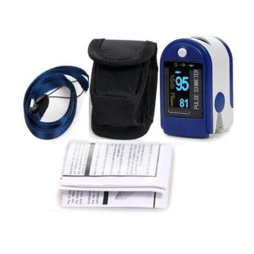 pulso oximetro dedo para oximetria enfermera médico pasante