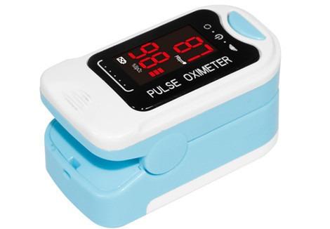 pulso oximetro saturador adulto pediátrico + estuche