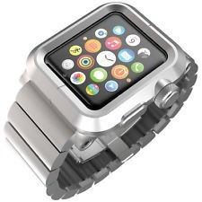 pulso para reloj apple watch iwatch 42mm lunatik aluminio