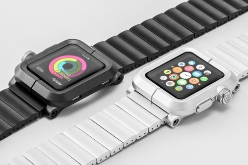 pulso para reloj apple watch series 1 watch 42mm lunatik