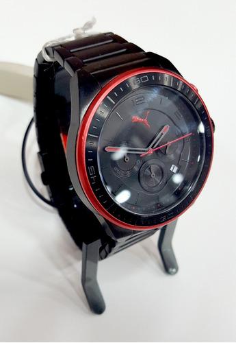 pulso puma relógio