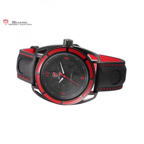 pulso shark relógio masculino
