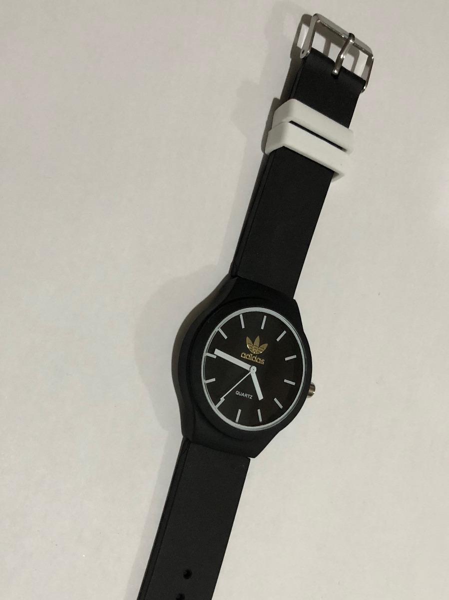 bd166a4ce6d Relógio Pulseira De Silicone De Pulso Unissex P  En - R  35