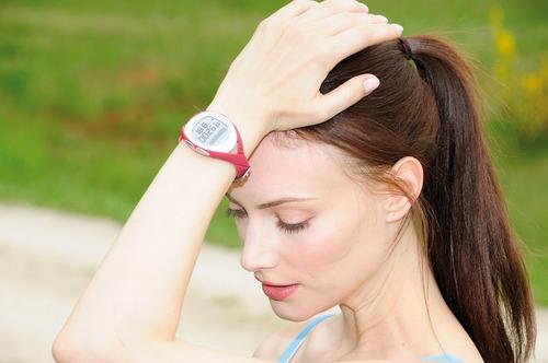 pulsometro analogo, reloj deportivo para dama pm52 beurer