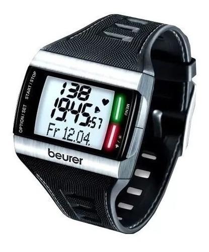 pulsometro digital con led reloj deportivo pm62beurer aleman