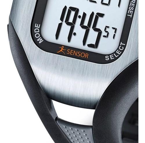 pulsometro reloj deportivo para ejercicio beurer pm18 aleman