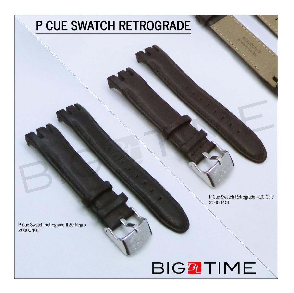 calidad y cantidad asegurada construcción racional ropa deportiva de alto rendimiento Pulsos Para Swatch Manillas Para Relojes Swatch Distribuidor