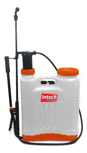 pulverizador 20 litros costal 4 bicos gp2000 intech machine